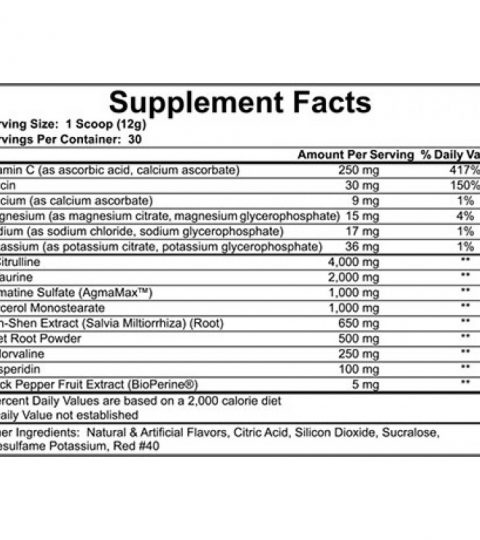 fullasfck supplement facts